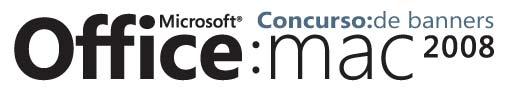 Concurso de OfficeMac2008