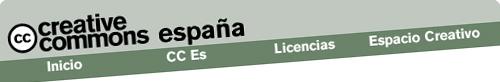 Licencias Creative Commons 3.0 adaptadas a la legislación española