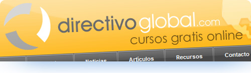 cursosgratisonline DirectivoGlobal, Cursos online gratis para desempleados o trabajadores en activo