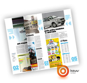 Bibliotecas virtuales: lee, publica y comparte libros o revistas online: Issuu