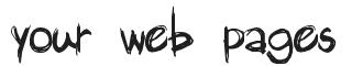 sIFR: como usar tipografías no estándar en páginas web
