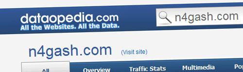 Dataopedia, amplia información sobre un dominio