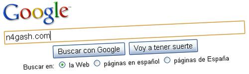 Google aumenta el tamaño del textbox de su buscador