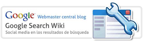 Google SearchWiki ya disponible en España