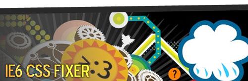 Ie6fixer, adapta tu css al internet explorer 6 mediante hacks de forma automática