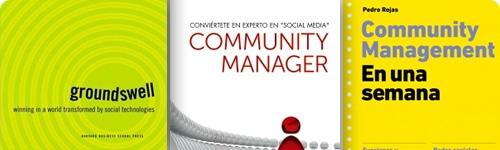 Libros sobre community manager y redes sociales. Social Media Marketing